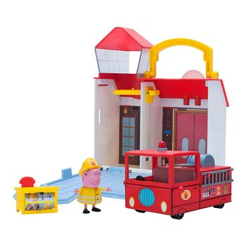 Peppa Pig: Fire Rescue Playset