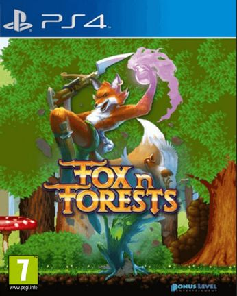 PS4 Fox N Forests