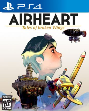 PS4 Airheart: Tales of Broken Wings US Version