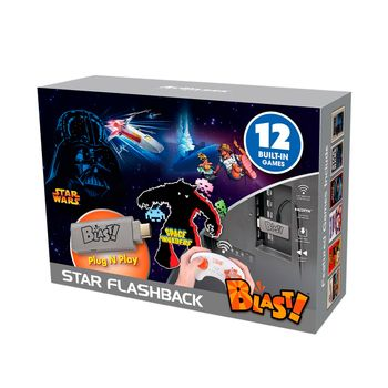 Star Flashback Blast! - TV Wireless HD Joystick incl. Star Wars
