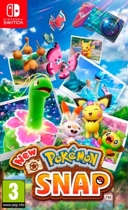 SWITCH New Pokemon Snap