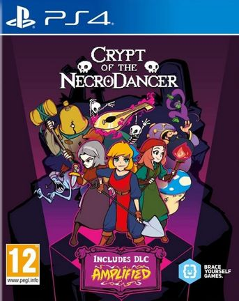 PS4 Crypt of the NecroDancer incl. Amplified DLC