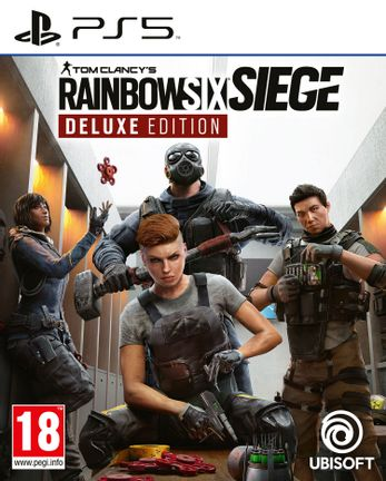 PS5 Tom Clancy's Rainbow Six: Siege Deluxe Edition