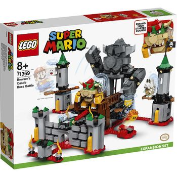 LEGO Super Mario - Bowser's Castle Boss Battle Expansion Set
