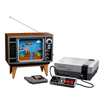 LEGO Super Mario - Nintendo Entertainment System Set