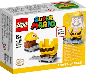 LEGO Super Mario - Builder Mario Power-Up Pack