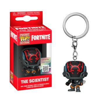 POP! Pocket Keychain: Fortnite - The Scientist
