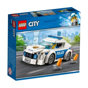 LEGO City - Police Patrol Car Set (60239)
