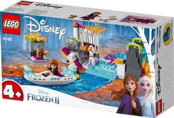 LEGO Disney Frozen - Anna's Canoe Expedition (41165)