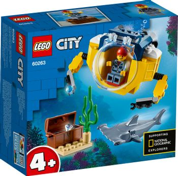 LEGO City - Ocean Mini-Submarine (60263)