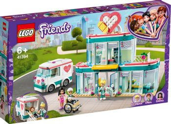 LEGO Friends - Heartlake City Hospital (41394)
