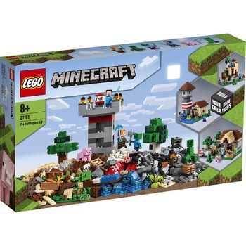 LEGO Minecraft - The Crafting Box 3.0 (21161)