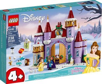 LEGO Disney - Belle's Castle Winter Celebration (43180)