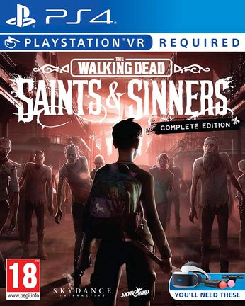 PS VR The Walking Dead: Saints and Sinners Complete Edition