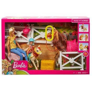 Barbie - Dolls, Horses and Accessories