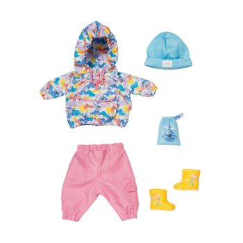 Baby Born - Dlx Walk the Dog Outfit 43cm