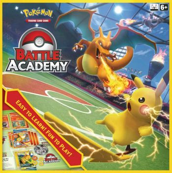 Pokemon Trading Card Game - Battle Academy