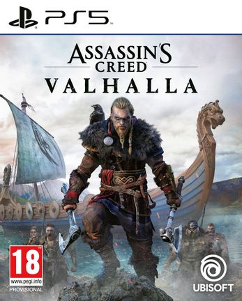 PS5 Assassin's Creed Valhalla [USED] (Grade A)