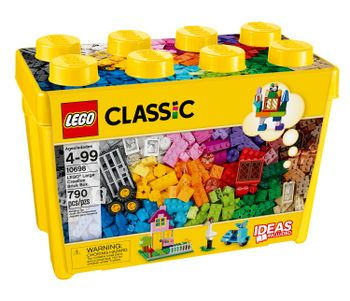 LEGO Classic - Large Creative Brick Box (10698)