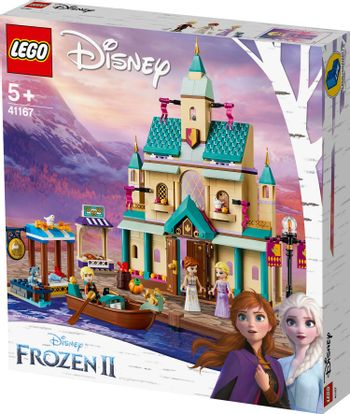 LEGO Disney - Frozen: Arendelle Castle Village (41167)