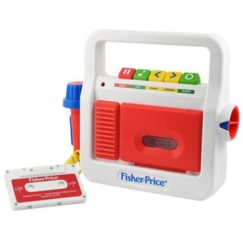 Fisher-Price - Play Tape Recorder