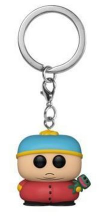 POP! Pocket Keychain: South Park - Cartman with Clyde