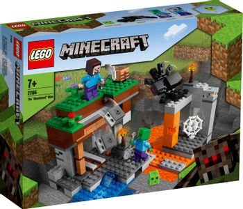 LEGO Minecraft - The Abandoned Mine (21166)