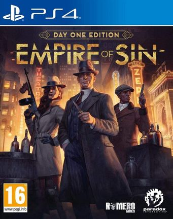 PS4 Empire of Sin Day One Edition