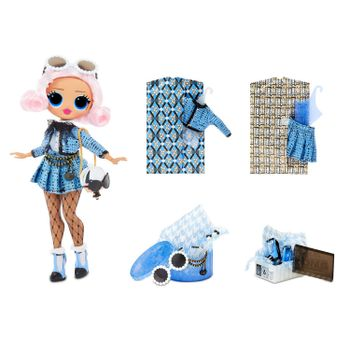 L.O.L. Surprise - OMG 3.8 Doll - Uptown Girl