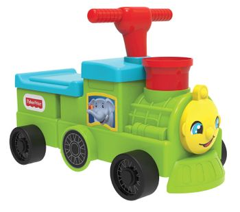 Fisher-Price - Tootin rain Ride- On