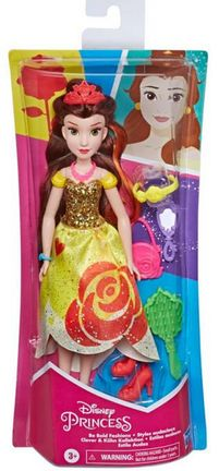 Disney Princess - Be Bold Fashions: Belle and Accessories Doll