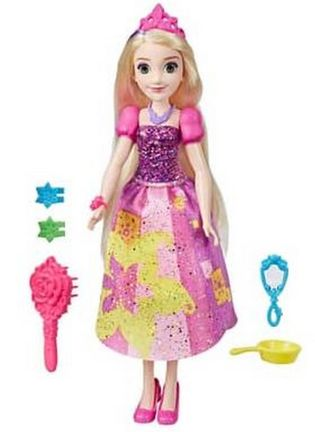 Disney Princess - Be Bold Fashions: Rapunzel and Accessories Doll