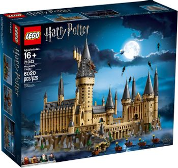 LEGO Harry Potter - Hogwarts Castle (71043)