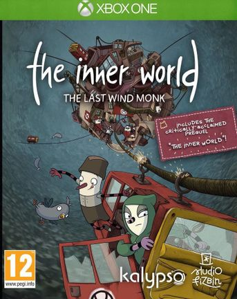 Xbox One Inner World - The Last Wind Monk
