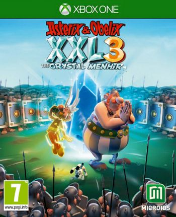 Xbox One Asterix and Obelix XXL 3: The Crystal Menhir
