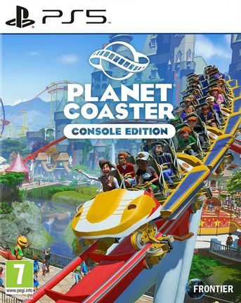 PS5 Planet Coaster: Console Edition