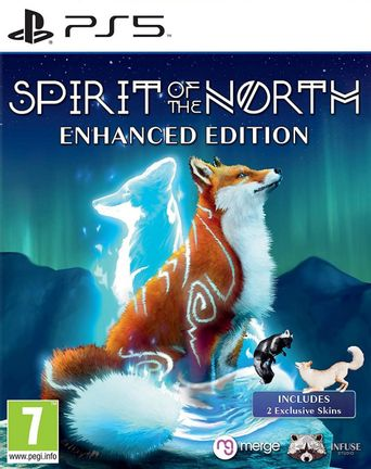 PS5 Spirit of The North Enhanced Edition