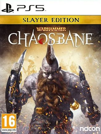 PS5 Warhammer: Chaosbane Slayer Edition