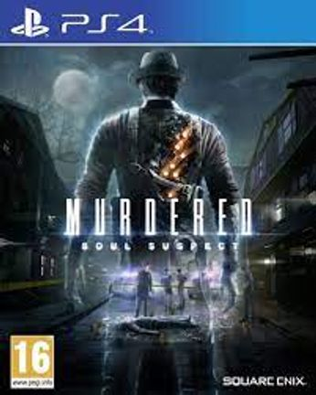 PS4 Murdered: Soul Suspect [USED] (Grade A)