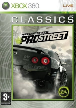 Xbox 360 Need for Speed: ProStreet [USED] (Grade B)