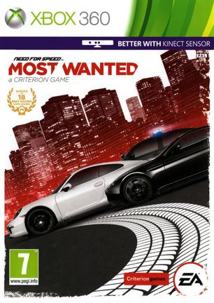 Xbox 360 Need for Speed: Most Wanted A Criterion Game [USED] (Grade A)