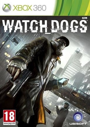 Xbox 360 Watch Dogs [USED] (Grade A)
