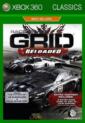 Xbox 360 Race Driver: Grid [USED] (Grade A)