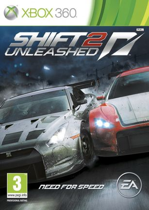 Xbox 360 Need for Speed: Shift 2 Unleashed [USED] (Grade A)
