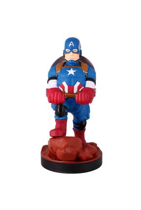 Cable Guys: Marvel Avengers - Captain America Phone and Controller Holder