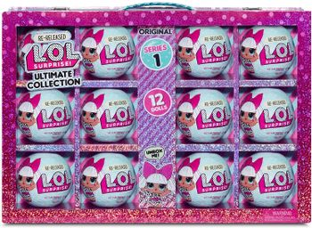 L.O.L. Surprise - Complete Collection-Series 1A- Diva