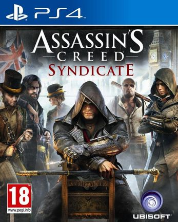 PS4 Assassin's Creed: Syndicate [USED] (Grade B)