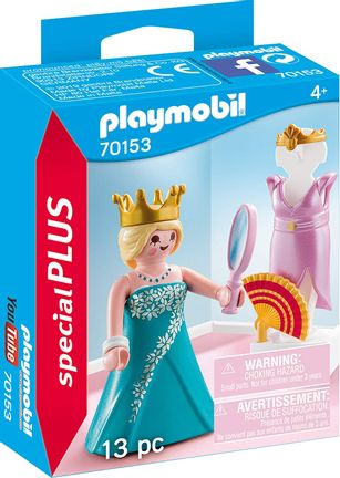 Playmobil - Special Plus - Princess With Mannequin (70153)