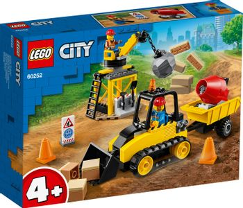 LEGO City - Great Vehicles: Construction Bulldozer (60252)