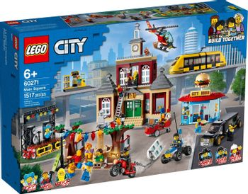 LEGO City - Main Square